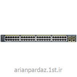 سوئیچ شبکه سیسکو 48 پورت Cisco 2960XR-48FPS-I