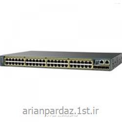 سوئیچ شبکه 48 پورت سیسکو cisco 2960X-48FPD-L