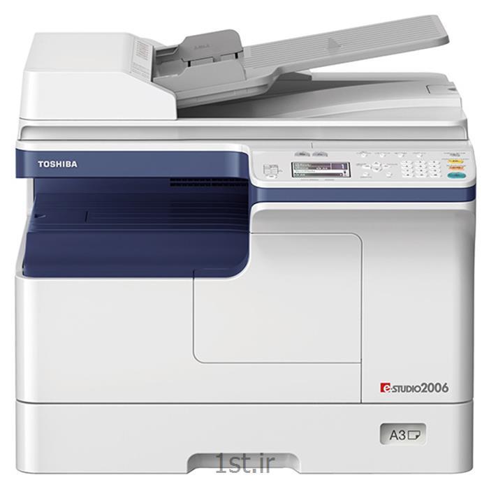 عکس دستگاه تکثیر دیجیتالفتوکپی توشیبا مدل ES-2006