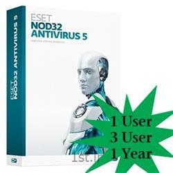 آنتی ویروس تک کاربره نود eset nod32
