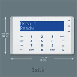 کیپد  لمسی دزدگیر پارادوکس با صفحه نمایش LCD مدل K656