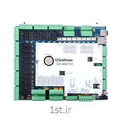 عکس سیستم هشدار هوشمندکنترل پنل 4 درب اکسس کنترل ژئو ویژن مدل AS4110