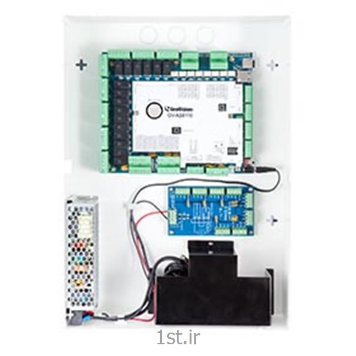 کنترل پنل 8 درب اکسس کنترل ژئوویژن مدل AS8110