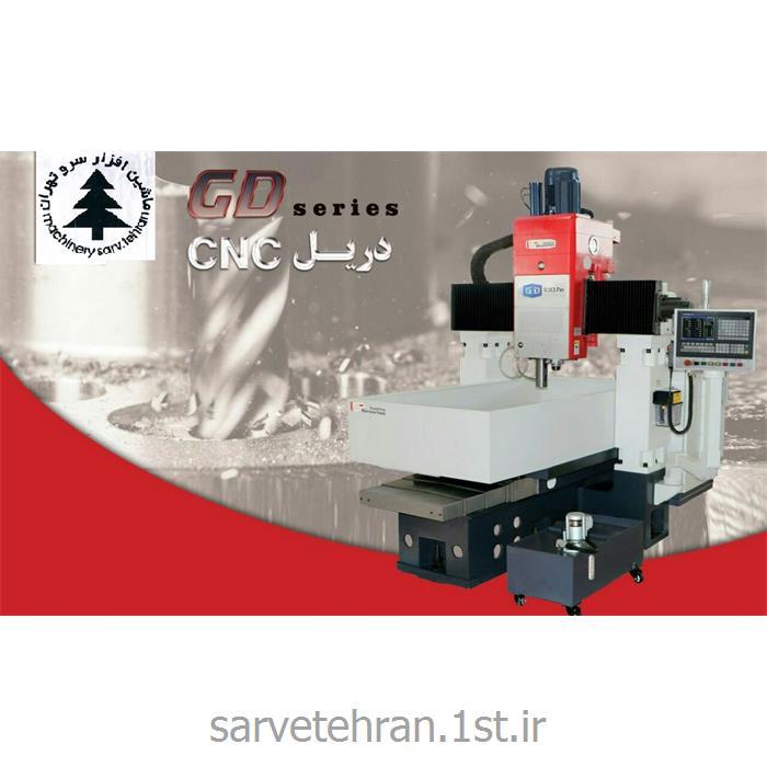 عکس دستگاه سوراخکاریدستگاه دریل رادیال GD چینی 12 cnc