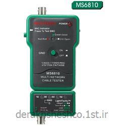 عکس سایر تجهیزات اندازه گیری الکترونیکیتستر کابل شبکه  مستک MS6810 BNC