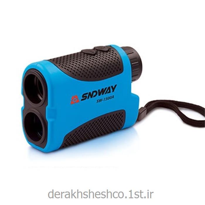 دوربین / متر لیزری 1500 متر  تصویری همراه با زاویه سنج  شرکت ساندوی
