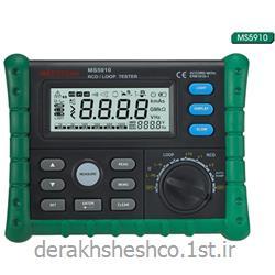 عکس سایر تجهیزات اندازه گیری الکتریکیRCD / LOOP  تستر MS5910   مستک