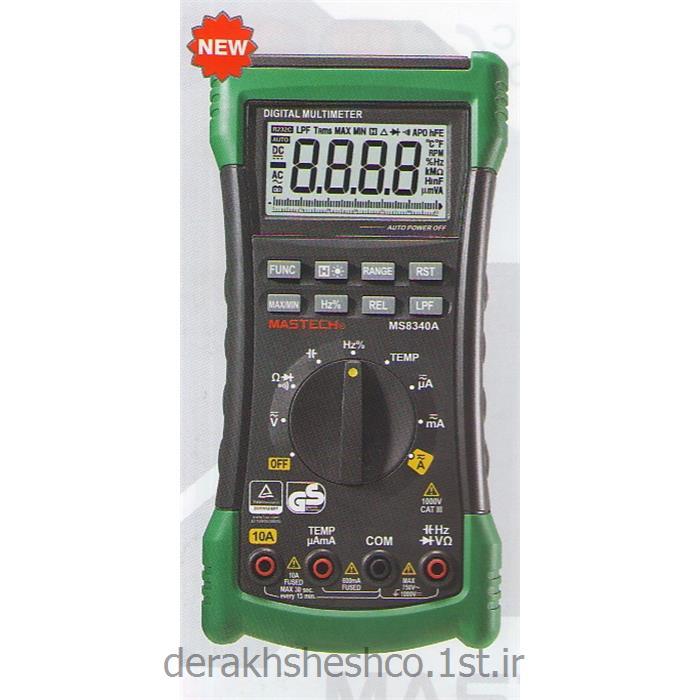 مولتی متر دیجیتال MS8340B مستک