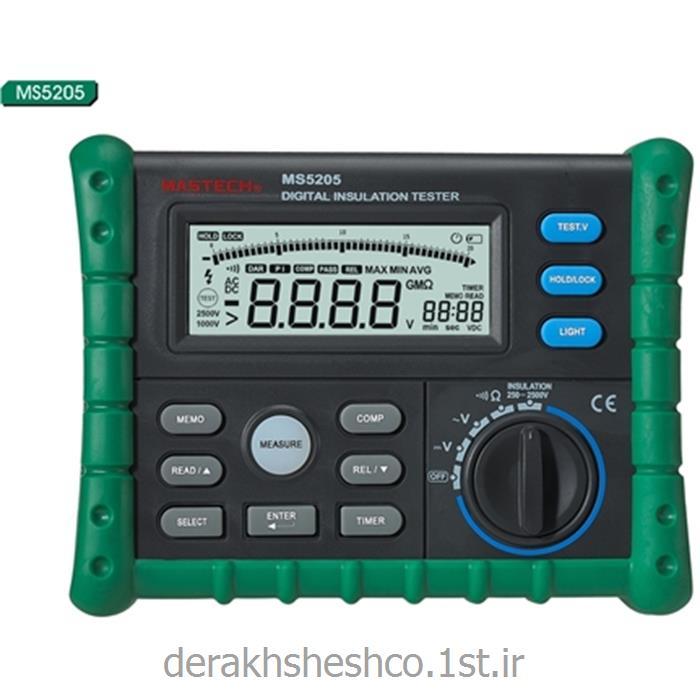 عکس سایر تجهیزات اندازه گیری الکتریکیمیگر  دیجیتال  MS5205  مستک