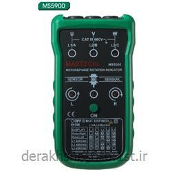 عکس سایر تجهیزات اندازه گیری الکتریکیتوالی سنج  فاز MS5900  مستک