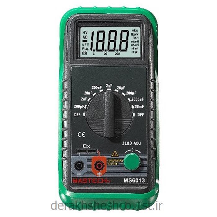 عکس سایر تجهیزات اندازه گیری الکترونیکیخازن سنج  پرتابل MS6013  مستک