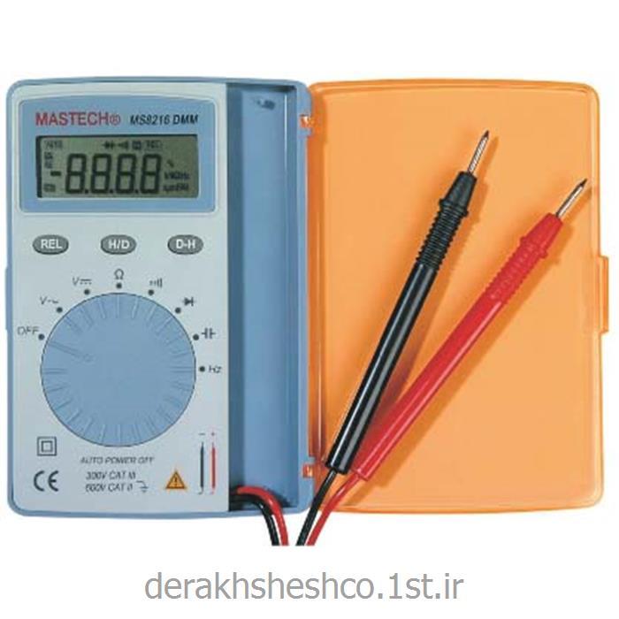 مولتی متر دیجیتال MS8216 مستک