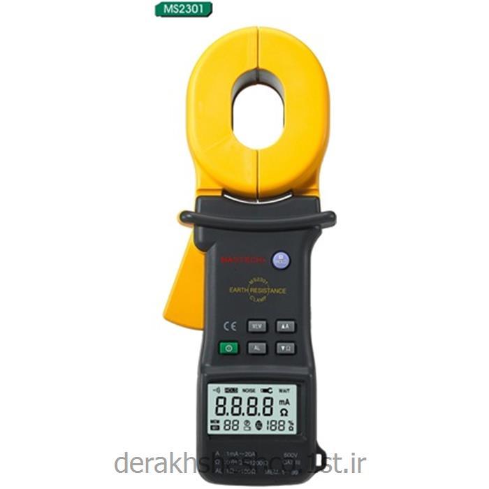 عکس سایر تجهیزات اندازه گیری الکتریکیارت سنج کلمپی MS2301 مستک