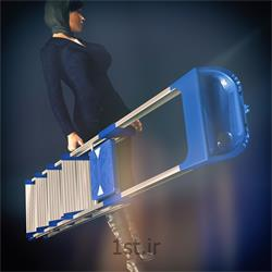 نردبان آلومینیومی 5 پله هایلوکس