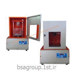 دستگاه تعیین مقاومت فشاری بلوک شیشه ای