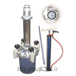 عکس انبار تجهیزات اندازه گیری و ابزار دقیقدستگاه تعیین درصد هوای بتن