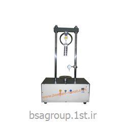 دستگاه سی بی آر ( CBR Test Frame) محصول شرکت بنیان صنعت