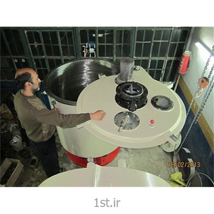 عکس خدمات تولید ماشین آلاتخنک کن گرانول (به شیوه هوا دهی)
