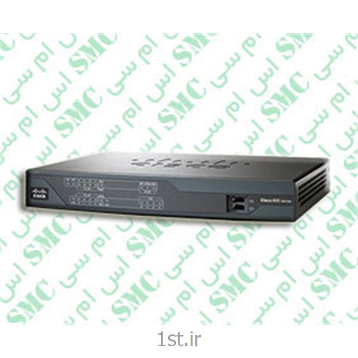 روتر شبکه سیسکو مدل CISCO888-K9