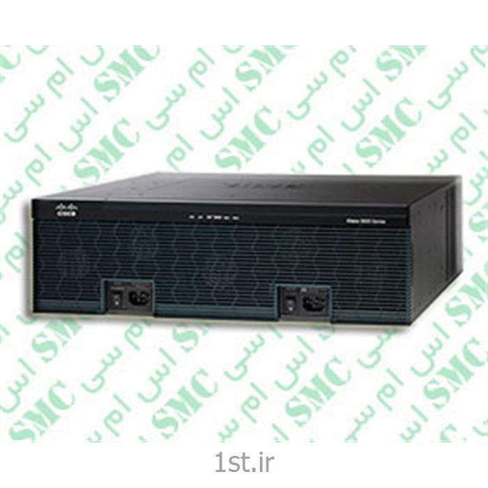 روتر شبکه سیسکو مدل CISCO3945 - K9