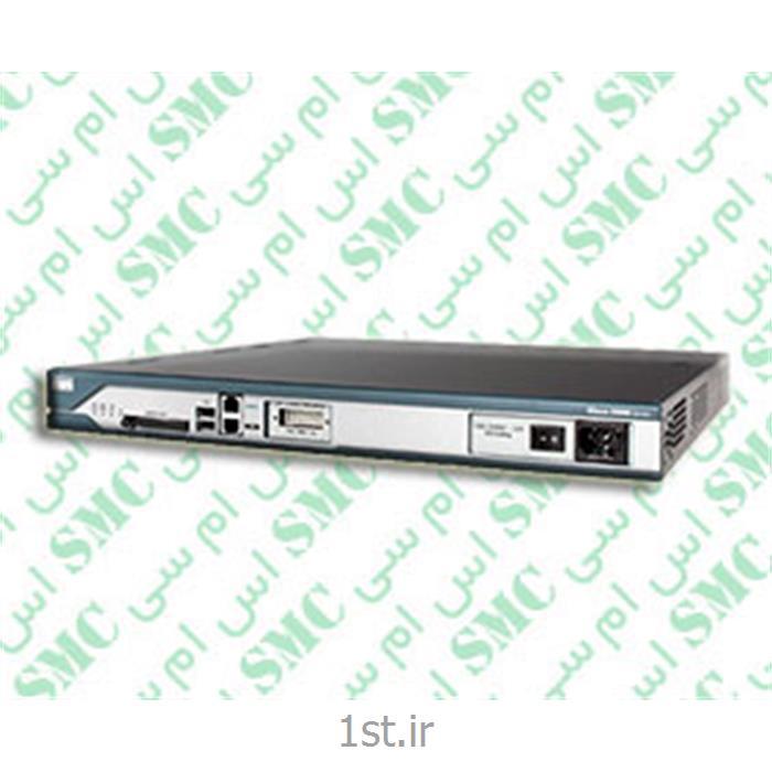 عکس روتر روتر شبکه سیسکو مدل CISCO2811