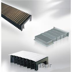 عکس خدمات تولید قطعات ماشین آلاتتولید کاور فلزی آکاردیونی