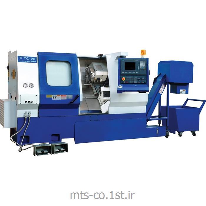 عکس دستگاه تراشماشین تراش مدل TC-20