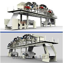 عکس ماشین آلات بسته بندیدستگاه کوتینگ کاغذ