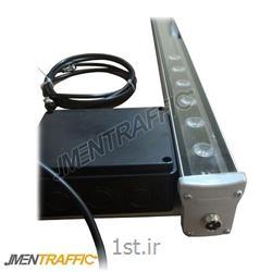 پلیس مجازی LED خورشیدی 50 سانت یک طرفه ME-2003