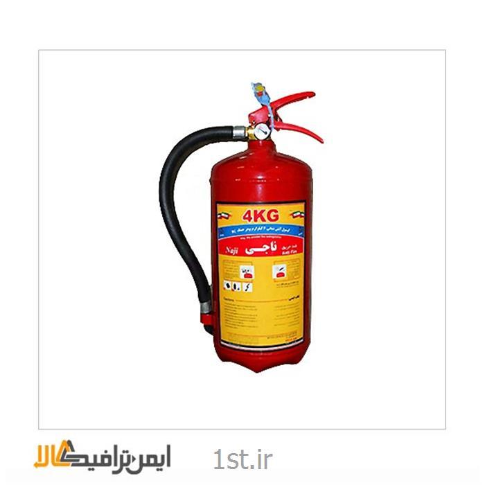 کپسول آتش نشانی پودر و گاز 4 کیلویی  NN-9075