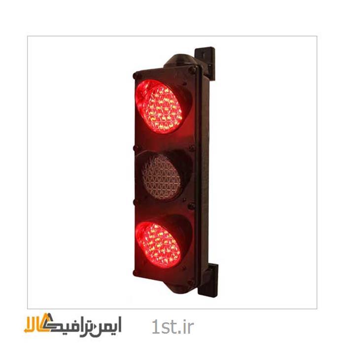 عکس چراغ راهنماییچراغ راهنمایی قرمز چشمک زن A-9015
