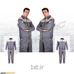 لباس کار ایمنی کارگری مدل II-1009