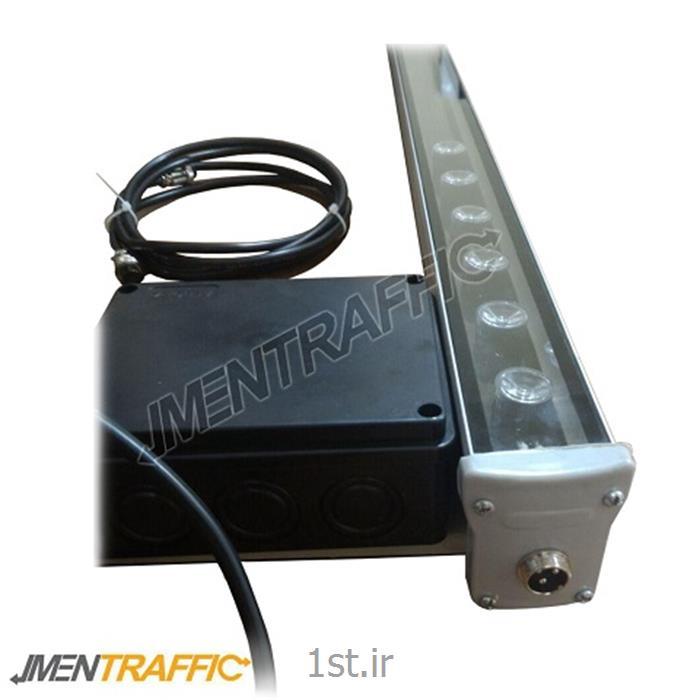 عکس سایر تجهیزات پلیسی و نظامیپلیس مجازی LED برقی 50 سانت یک طرفه ME-2001