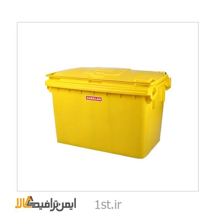عکس سطل زباله (سطل آشغال)سطل آشغال بزرگ پلاستیکی SP-3