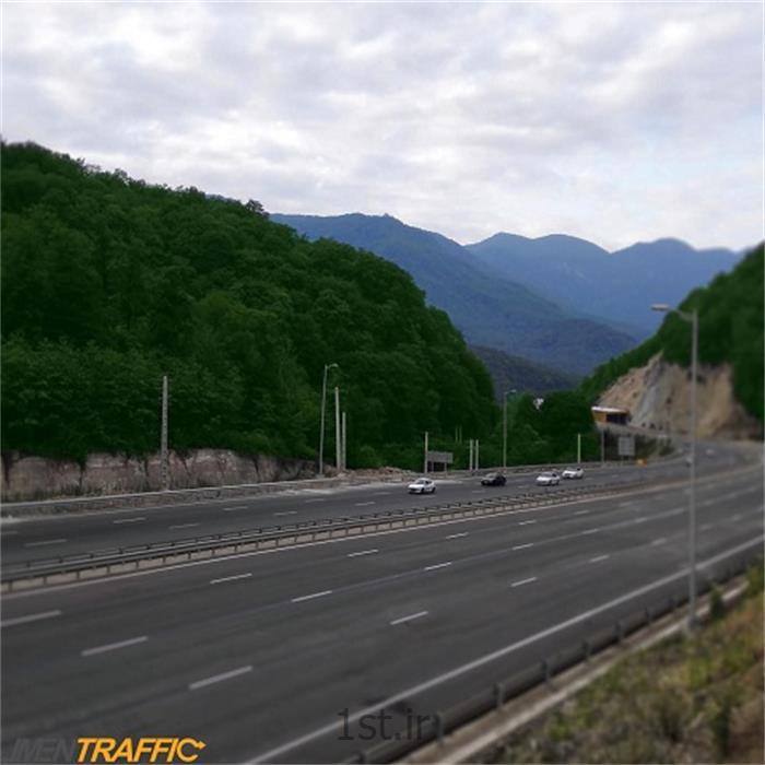 عکس رنگ و پوشش صنعتیرنگ ترافیکی گرم سفید