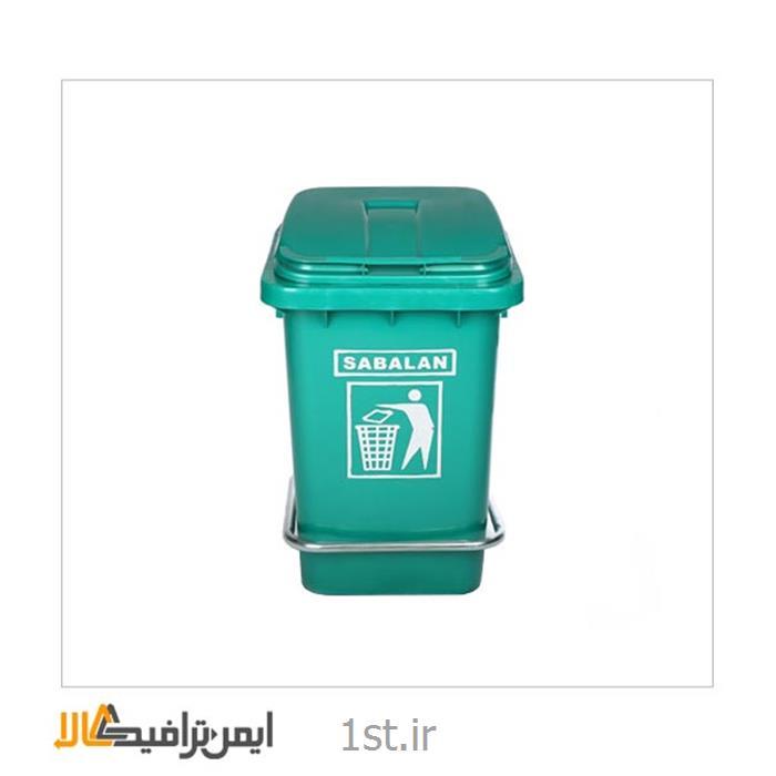 عکس سطل زباله (سطل آشغال)سطل زباله پدالی،پلاستیکی بیمارستانی
