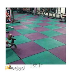 عکس چمن مصنوعی و کفپوش ورزشیکفپوش باشگاهی گرانولی 50 میل BLP-286