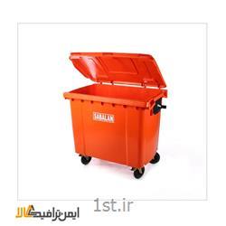 سطل زباله چرخدار شهرداری بزرگ SP-2