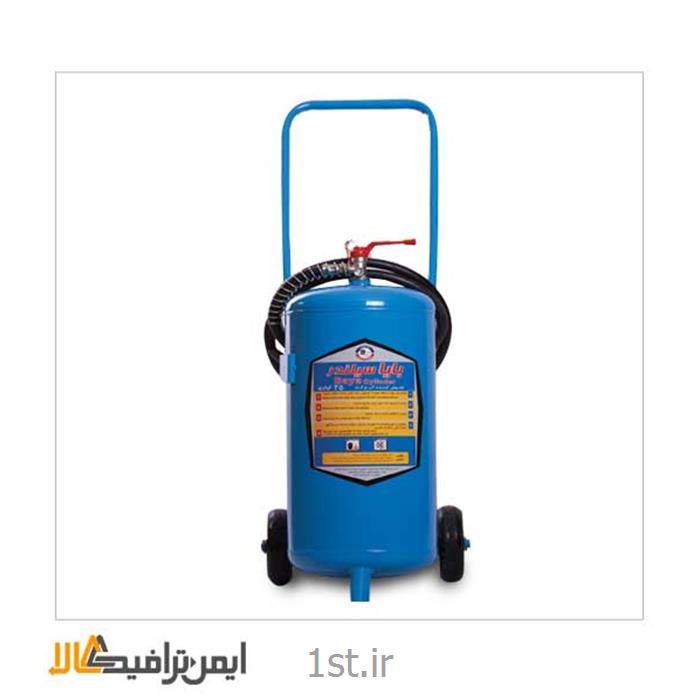 کپسول آتش نشانی آب و گاز 25 لیتری Br-116