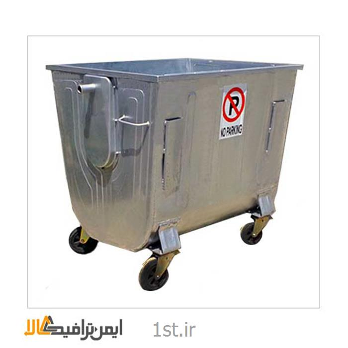 عکس سطل زباله (سطل آشغال)سطل آشغال صنعتی APP-322