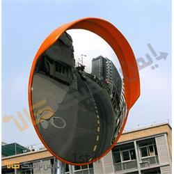 عکس آینه محدبآینه محدب ترافیکی فریم دار پلی کربنات قطر 60 مدل H-9027