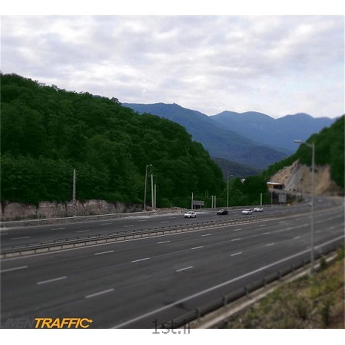 عکس رنگ و پوشش صنعتیرنگ ترافیکی آلکید کلرو کائوچو سفید SSA-120