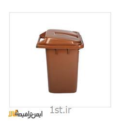 سطل زباله پلاستیکی، پدالی بیمارستانی SP-14