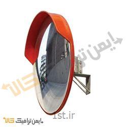عکس آینه محدبآینه محدب ترافیکی فریم دار پلی کربنات قطر 80 مدل H-9028