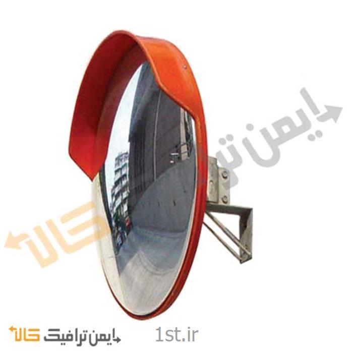 آینه محدب ترافیکی فریم دار پلی کربنات قطر 80 مدل H-9028