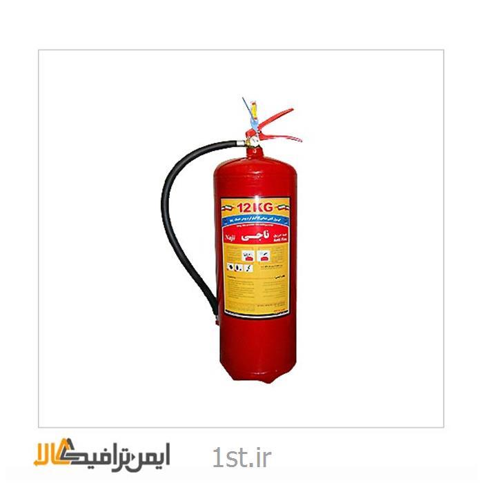 کپسول آتش نشانی پودر و گاز 12 کیلویی NN-9079