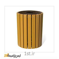 سطل زباله از جنس چوب IT-192