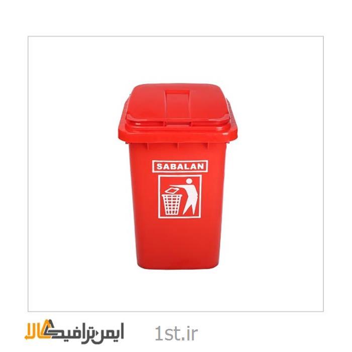 عکس سطل زباله (سطل آشغال)سطل زباله پلاستیکی بیمارستان SP-12