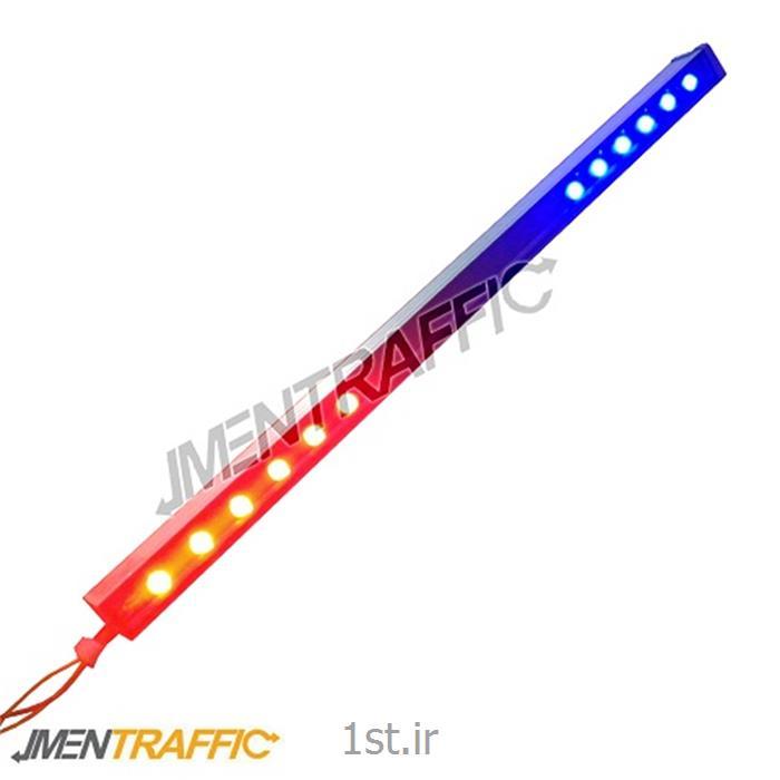پلیس مجازی LED برقی 100 سانت دو طرفه ME-2006
