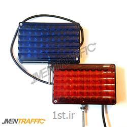 عکس سایر چراغ ها و محصولات مرتبط با روشناییچراغ فلاشر گردان پایه دار پلیسی موتور PN-816